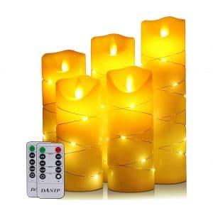 DANIP LED Flameless Candles