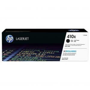 HP High Yield Toner Cartridge, Black