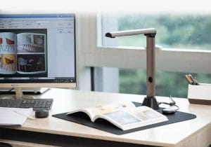 Document Camera Scanners