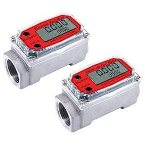 SPORBA Digital Turbine Flow meter