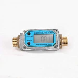 Sorekarain Digital Turbine Flow Meter