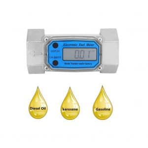 Acogedor Digital Turbine Flow Meter