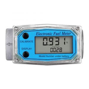 TEANTECH Digital Turbine Flow Meter
