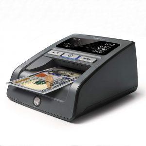 Safescan 185-S - Multi-direction automatic counterfeit bill detector - 100% dollar bill verification - 112-0575