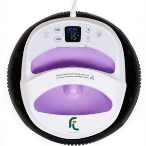 "FeiLian 12""×10"" Heat Press Machine for T Shirts Portable Automatic Press Sublimation Machine and HTV Vinyl Shirt Press Machine for Tshirts:Bags:Hat:Cap:Plate"