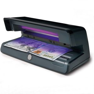 Safescan 50 - UV Counterfeit bill detector for bills, credit cards and ID's