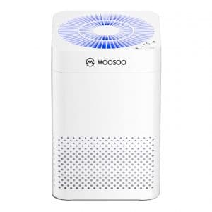 MOOSOO HEPA Air Purifier for Home