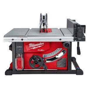 Milwaukee Fuel ONE-Key 8.25 Inches Table Saw 12.0Ah Battery