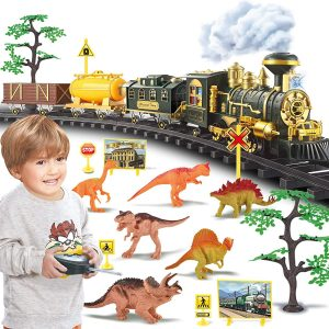 Willy Riely Train Set Large Remote Control Train Toy