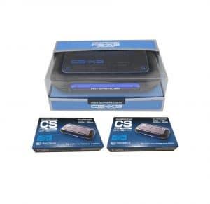 CSX3 Squash Air Spencer Car Air Freshener 2 Packs