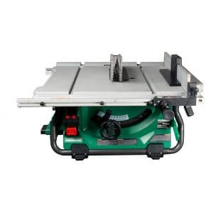 Metabo HPT 36V 10 Inch Blade Table Saw