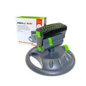 MAXFLOE Sprinkler 360 Degrees Oscillating Sprinkler