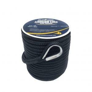 Sea Rock Marine 100Ft Anchor Rope