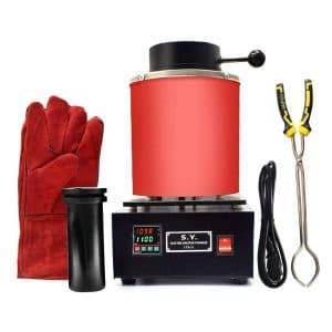 Goodcrafter 2KG Electric Melting Furnace