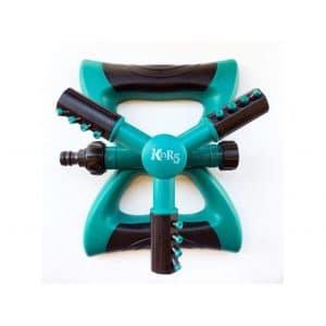 KeyR5 Garden Sprinkler 360 Degrees Rotating Irrigation System