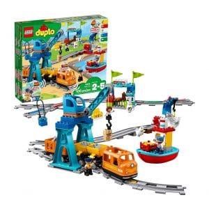 LEGO Duplo Cargo Train Battery Operated