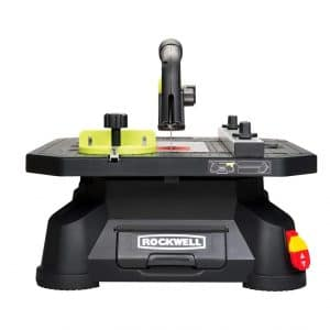 Rockwell BladeRunner Tabletop Saw Steel Rip Fence
