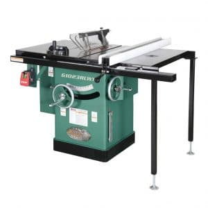 Grizzly Industrial 5HP 240V Table Saw with Built-In Router