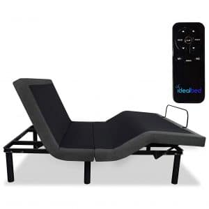 iDealBed Adjustable Bed Base Programmable Memory