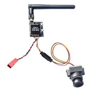 AKK KC03 2.8MM Camera with 600mW FPV Transmitter