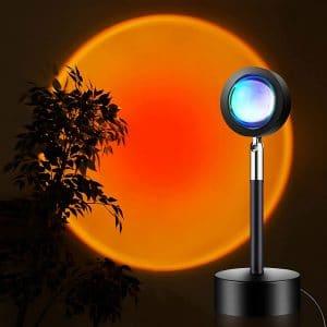 BINKBANG Sunset Lamp Projection 10W180 Degree Rotation