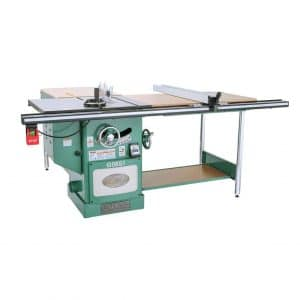 Grizzly Industrial 10 Inches 3HP Motor Heavy-Duty Cabinet Table