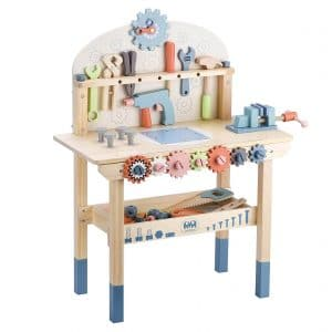 Toywoo Kids Tool Bench for Boys and Girls