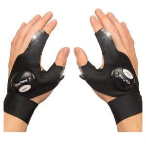 ThxToms LED flashlights Gloves for Men