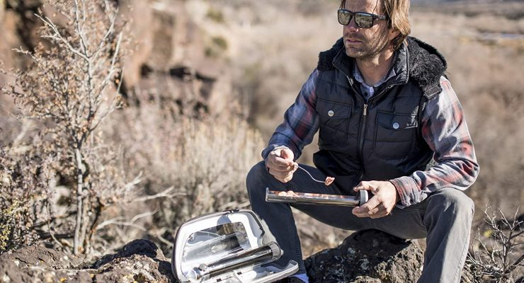 Image feature Portable Solar Ovens