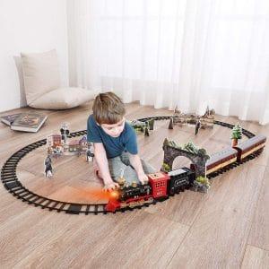 Toy Train Set Electrics