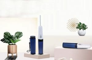 image feature electric portable bidet sprayers