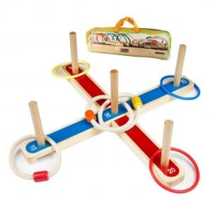 Ulifeme Outdoor Ring Toss Game