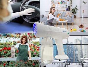Sanitizer Spray Machines