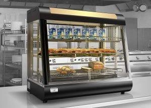 Commercial Food Warmer Countertop